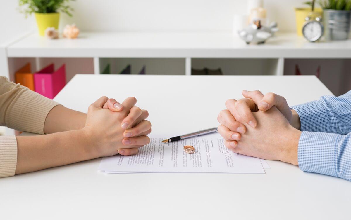 離婚後の子供との面会を決める