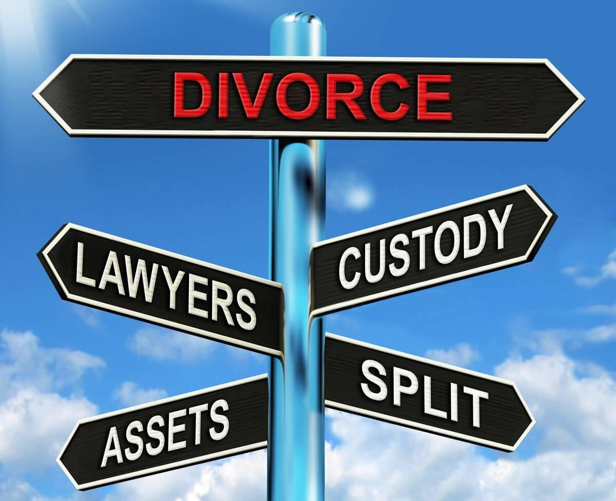 離婚の条件