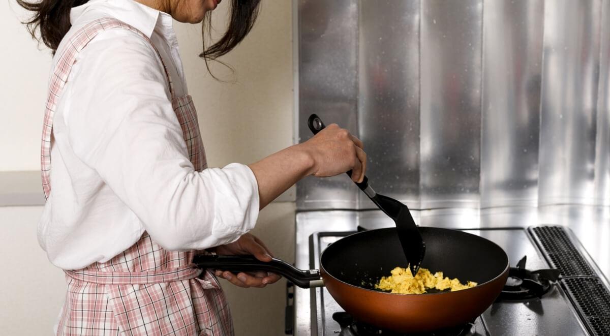 浮気妻の手料理