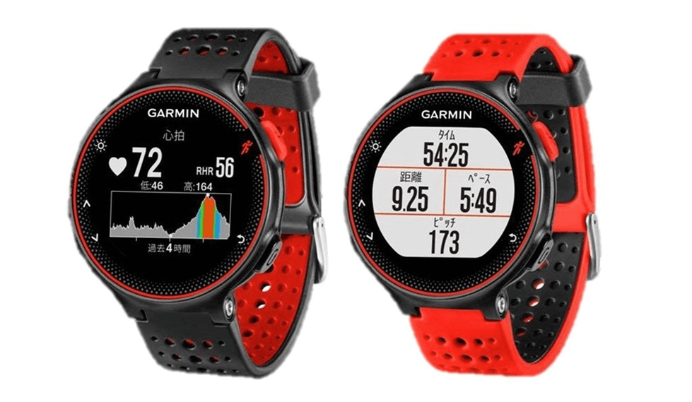 GPS腕時計ガーミン