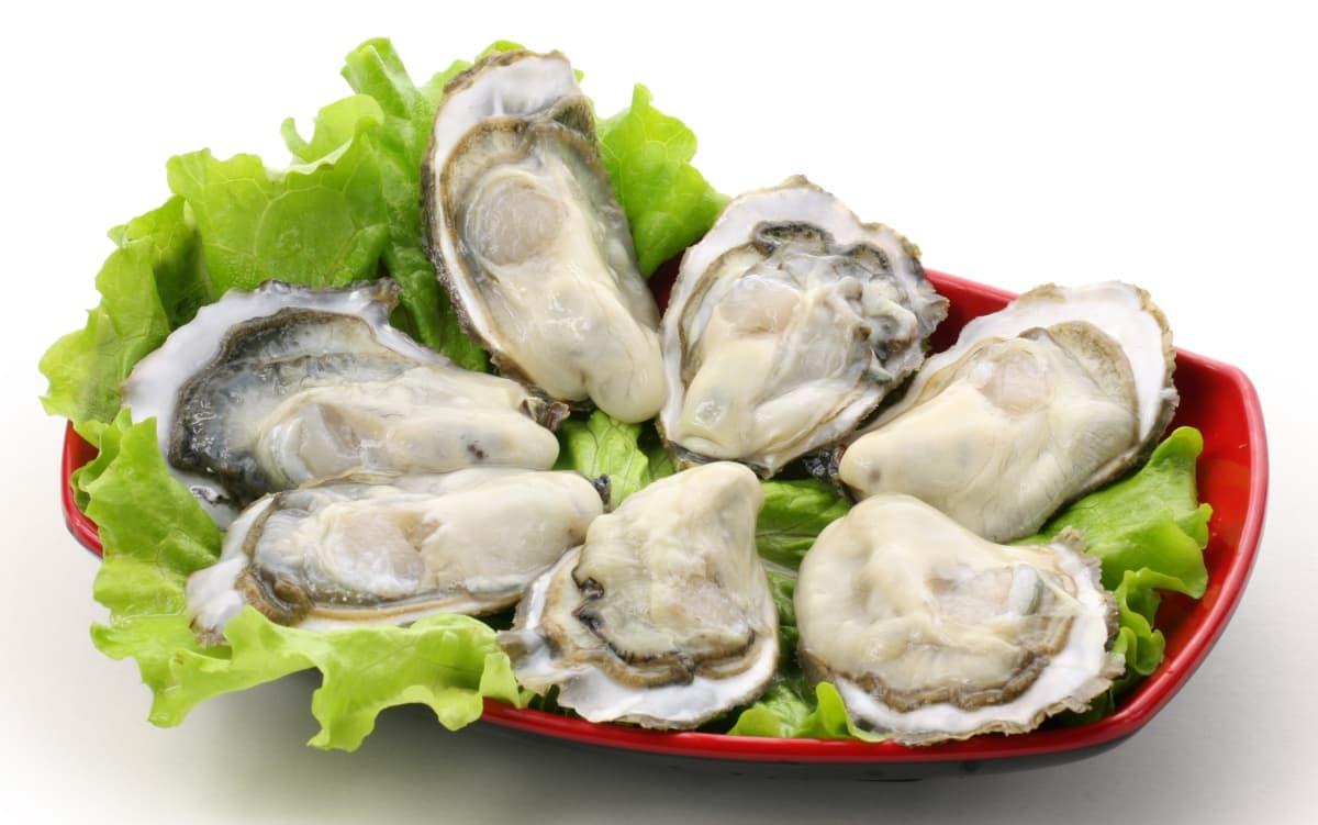 亜鉛たっぷりの牡蠣